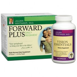Vision Essentials and Forward Plus Daily Regimen Fast Start Kit