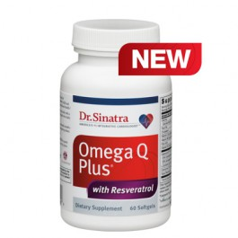 Omega Q Plus with Resveratrol