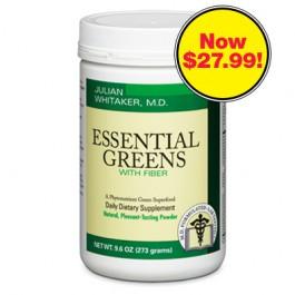 Essential Greens powder